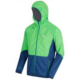 Pánská bunda Regatta Tarvos Velikost: L / Barva: zelená/modrá