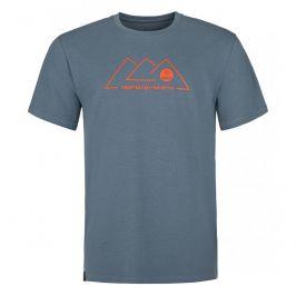 Pánské triko Kilpi Landeck M Velikost: XL / Barva: modrá