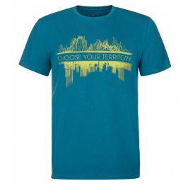 Pánské triko Kilpi Territory M Velikost: XL / Barva: modrá