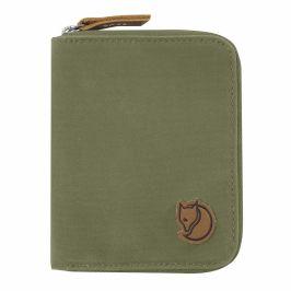 Peněženka Fjällräven Zip Wallet Barva: zelená