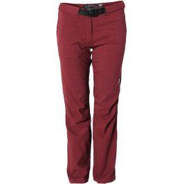 Dámské kalhoty Rejoice Peppermint Velikost: S / Barva: vínová