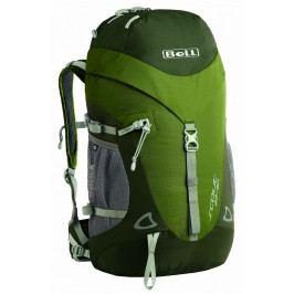 Dětský batoh Boll Scout 24-30 l Barva: zelená