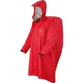 Pláštěnka Ferrino Trekker S/M Barva: red