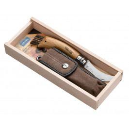 Houbařský nůž Opinel VRI N°08 + pouzdro + krabička