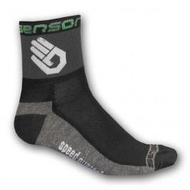 Ponožky Sensor Race Lite Ruka Velikost ponožek (EU): 35-38 (3-5) / Barva: černá