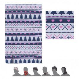 Šátek Sensor Tube Stromky Multicolor Barva: multicolor