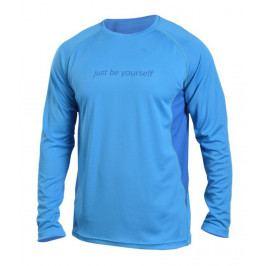 Pánské funkční tričko Northfinder Ondrejisko Velikost: M / Barva: modrá