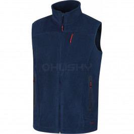 Pánská vesta Husky Brofer M Velikost: M / Barva: tmavě modrá
