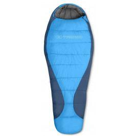 Spacák Trimm Tropic 185 cm Zip: Levý / Barva: modrá