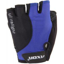Cyklorukavice Axon 190 Velikost: XS / Barva: modrá