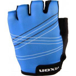 Cyklorukavice Axon 295 Velikost: XS / Barva: modrá