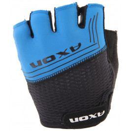 Cyklorukavice Axon 350 Velikost: S / Barva: modrá