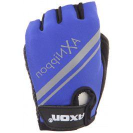 Dětské Cyklorukavice Axon 204 Velikost dětských rukavic: 6XS / Barva: modrá