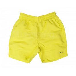 Dětské kraťasy Aquawave Magnetic Jr Dětská velikost: 146 / Barva: žlutá