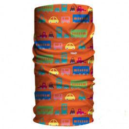 Dětský multifunkční šátek H.A.D. Traffic Orange