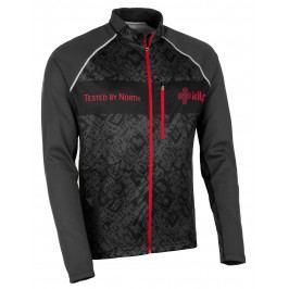 Pánská bunda Kilpi Zester M Velikost: S / Barva: černá