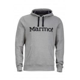 Pánská mikina Marmot Hoody Velikost: S / Barva: šedá