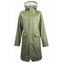 Dámský kabát do deště Skhoop Ginger Rain Coat Velikost: L (40) / Barva: zelená