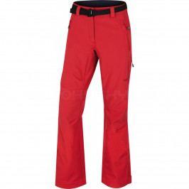 Dámské kalhoty Husky Kresi L Velikost: L / Barva: červená