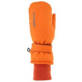 Dětské rukavice Axon 891 Velikost: L / Barva: oranžová