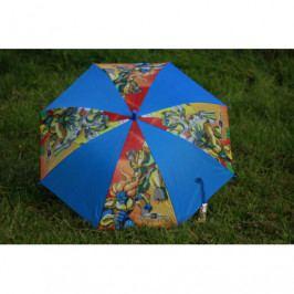 Dětský deštník 2You 111 Gormiti Barva: modrá