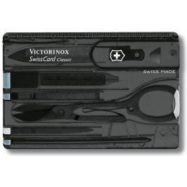 Multifunkční nářadí Victorinox SwissCard Classic Barva: černá
