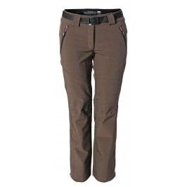 Dámské kalhoty Rejoice Primula Velikost: M / Barva: hnědá