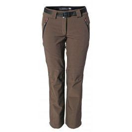 Dámské kalhoty Rejoice Primula Velikost: L / Barva: hnědá