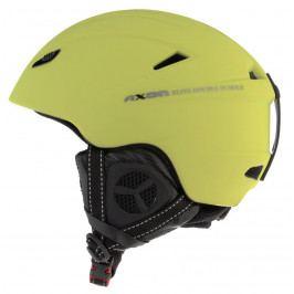 Přilba Axon Elite Velikost helmy: 51-54 / Barva: žlutá