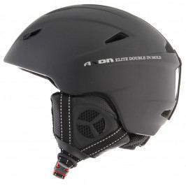Přilba Axon Elite Velikost helmy: 55-58 / Barva: černá