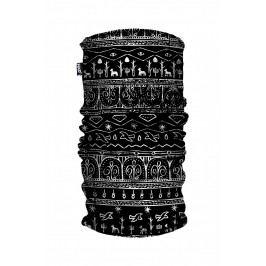 Multifunkční šátek H.A.D. Printed Fleece Tube Babylon