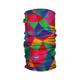 Dětský šátek H.A.D. Kids Printed Fleece Tube Mirage