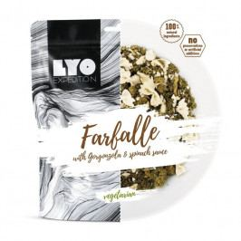 Lyo food Farfalle s gorgonzolou a šp. o. 500 g