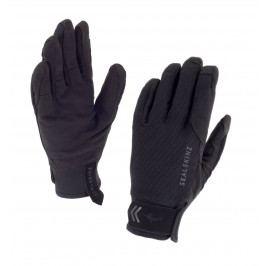 Pánské rukavice SealSkinz Dragon Eye Velikost: L (10) / Barva: černá