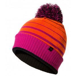 Čepice SealSkinz Waterproof Bobble Hat Obvod hlavy: 58-61 cm / Barva: oranžová