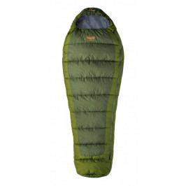 Spacák Pinguin Trekking 190 cm Barva: zelená / Zip: Levý / Velikost spacáku: 190 cm