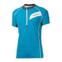 Pánský cyklistický dres Progress BS Orion 21CG Velikost: M / Barva: modrá