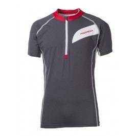 Pánský cyklistický dres Progress BS Orion 21CG Velikost: L / Barva: šedá