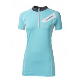 Dámský cyklistický dres Progress Persea 21OC Velikost: L / Barva: modrá