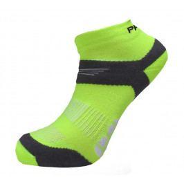 Ponožky Progress RNS 8JB Running Sox Velikost ponožek: 43-47 (9-12) / Barva: žlutá
