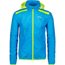 Pánská cyklistická bunda Nordblanc Thin Velikost: M / Barva: modrá
