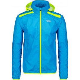 Pánská cyklistická bunda Nordblanc Thin Velikost: L / Barva: modrá