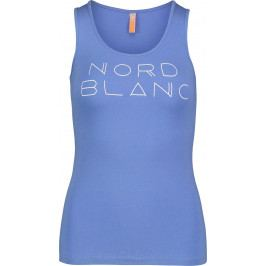 Dámské tílko Nordblanc Affable Velikost: XL (42) / Barva: fialová
