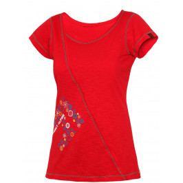 Dámské triko Direct Alpine Aosta 1.0 Velikost: XS / Barva: červená