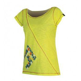 Dámské triko Direct Alpine Aosta 1.0 Velikost: S / Barva: zlatá