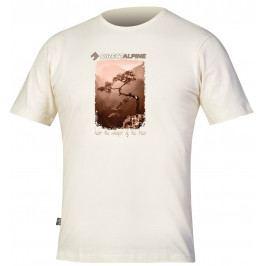 Pánské triko Direct Alpine Organic 1.0 Natural Velikost: M / Barva: natural
