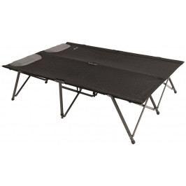 Lehátko Outwell Posadas Foldaway Bed Double Barva: černá