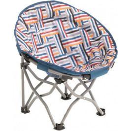 Židle Outwell Trelew Summer Kids Barva: modrá/šedá