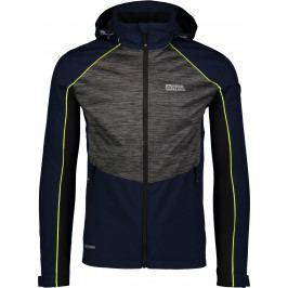 Pánská běžecká bunda Nordblanc Prone Velikost: XL / Barva: modrá