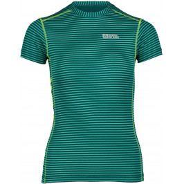 Dámské funkční triko Nordblanc Hera Velikost: M (38) / Barva: zelená